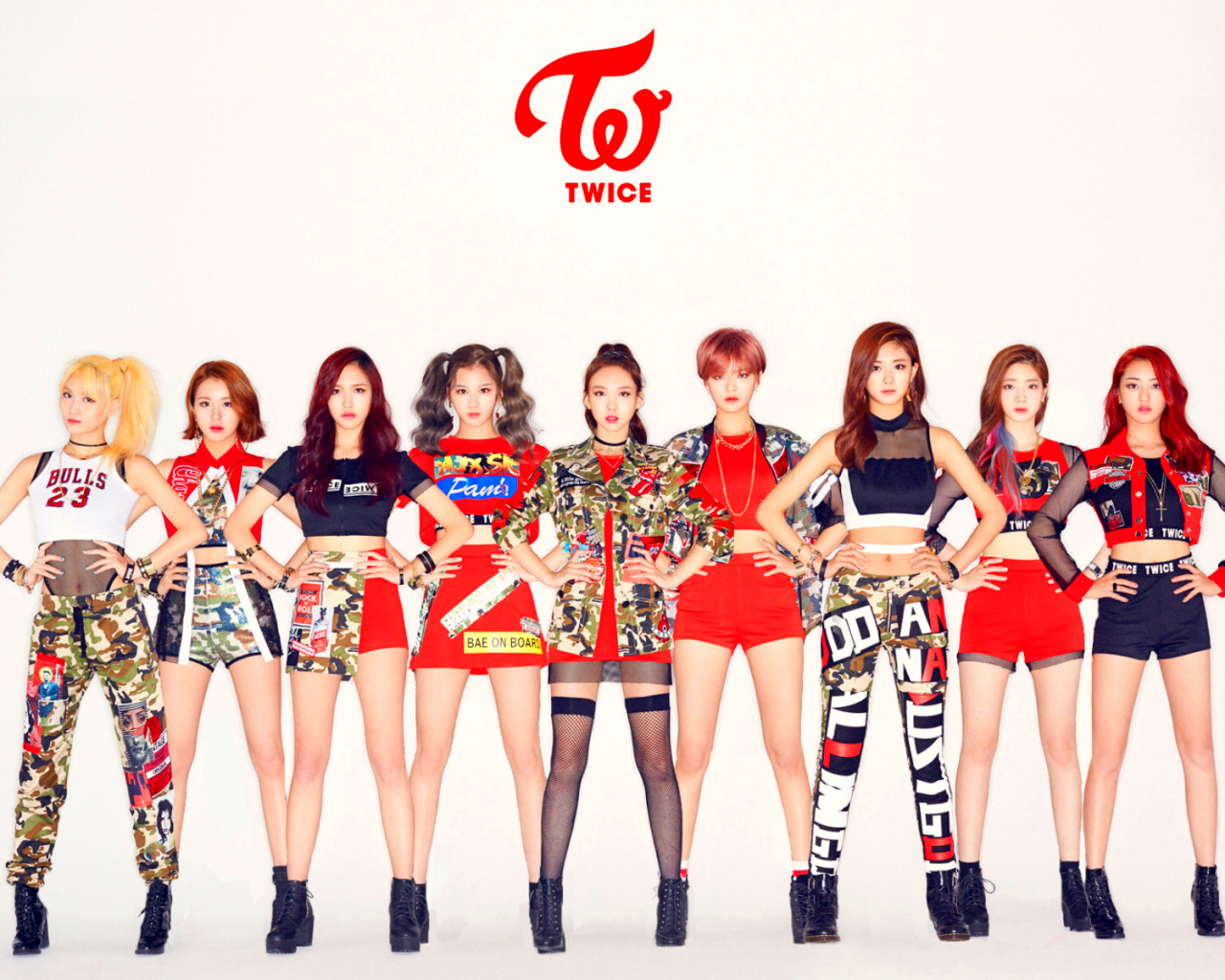 Twice Wallpaper Kpop Wallpaper 41566757 Fanpop