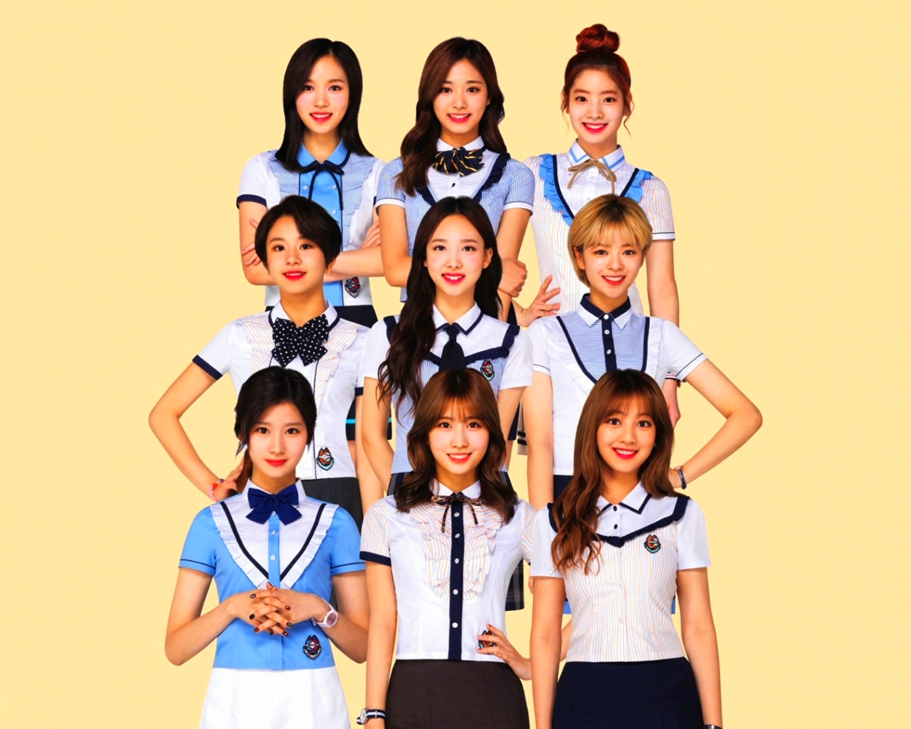Twice Wallpaper Kpop Wallpaper 41566762 Fanpop