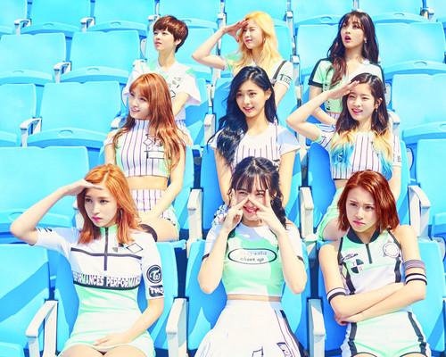 Twice (JYP Ent) দেওয়ালপত্র called Twice দেওয়ালপত্র