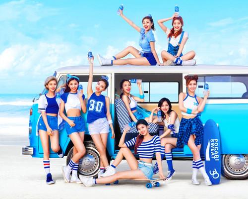 Twice (JYP Ent) দেওয়ালপত্র entitled Twice দেওয়ালপত্র