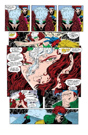 Uncanny X-Men #297 page 13
