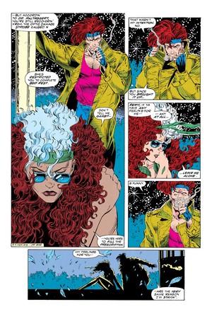 Uncanny X-Men #297 page 5