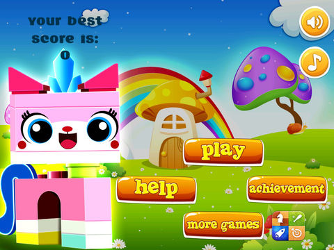 video game hình nền called Unikitty