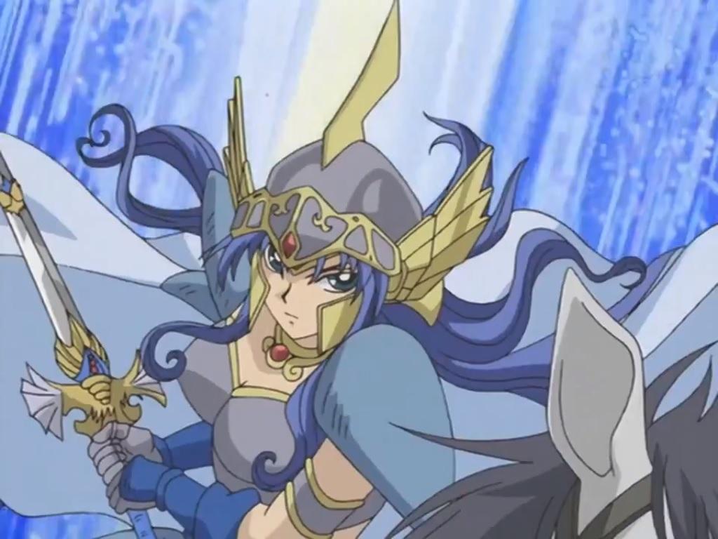 Valkyrie Brunhilde