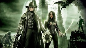 furgão, van Helsing wallpaper