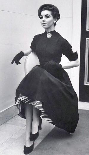 "Vintage ""'50's' Fashion"