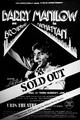 Vintage concierto Tour Poster