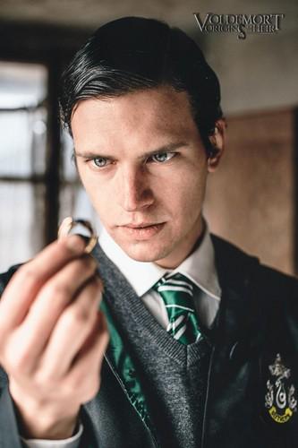 Harry Potter achtergrond entitled Voldemort: Origins of the Heir (2018) Still