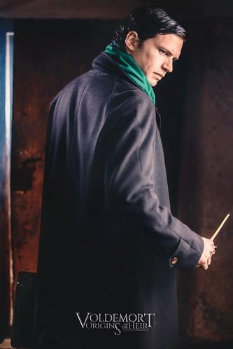 Harry Potter achtergrond called Voldemort: Origins of the Heir (2018) Still