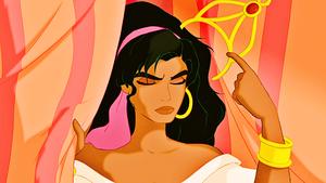 Walt Дисней Screencaps – Esmeralda