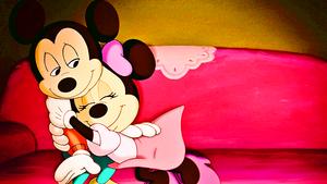 Walt Дисней Screencaps – Mickey мышь & Minnie мышь