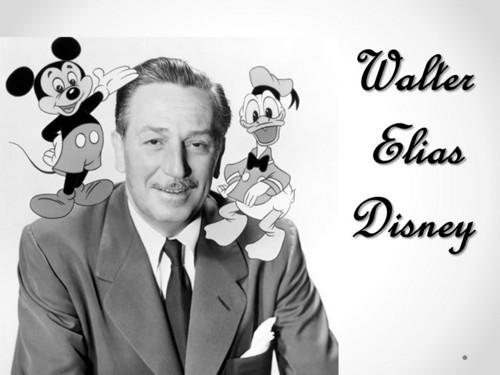 Disney wallpaper called Walt Disney