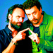 Walton Goggins and Danny McBride - danny-mcbride icon