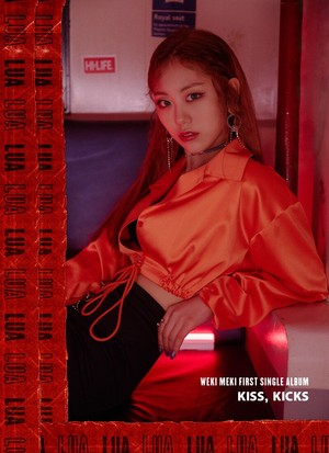 Weki Meki 'Kiss, Kicks' teaser - Lua