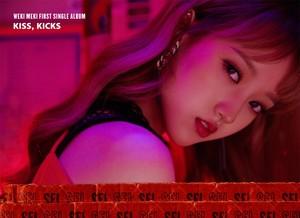 Weki Meki 'Kiss, Kicks' teaser - Sei