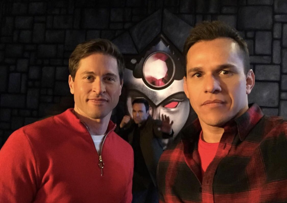 Mighty Morphin Power Rangers Images Wes Tommy And Rocky Hd Wallpaper