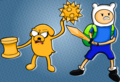 What time is it? - adventure-time-with-finn-and-jake fan art