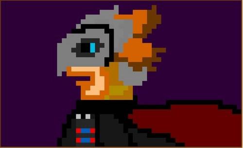 Phantom of the Paradise fond d'écran called Winslow pixel art
