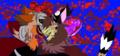 Winslow x Phoenix  - phantom-of-the-paradise fan art