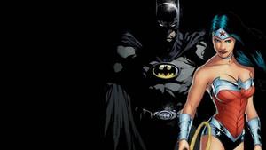 Wonder Woman Batman 3