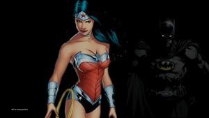 Wonder Woman Бэтмен