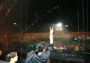 World's Biggest Crowd Puller Michael Jackson