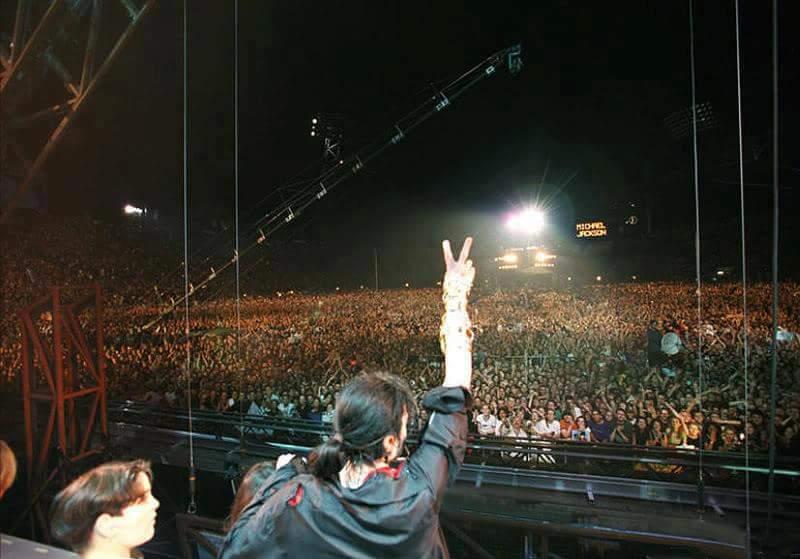 World's Biggest Crowd Puller Michael Jackson