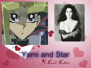 Yami and stella, star