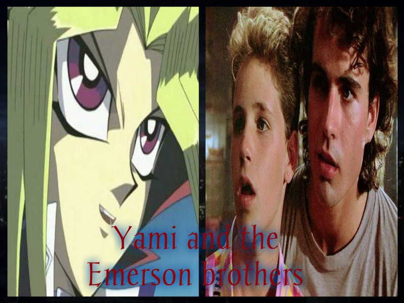 Yami and the Emerson brothers