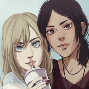 Ymir x Historia // Attack on Titan