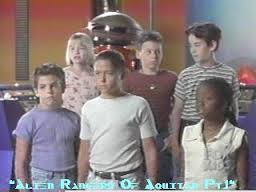 Young Mighty Morphin Power Rangers 2