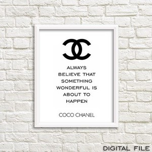 Coco Chanel Inspiration ❤️