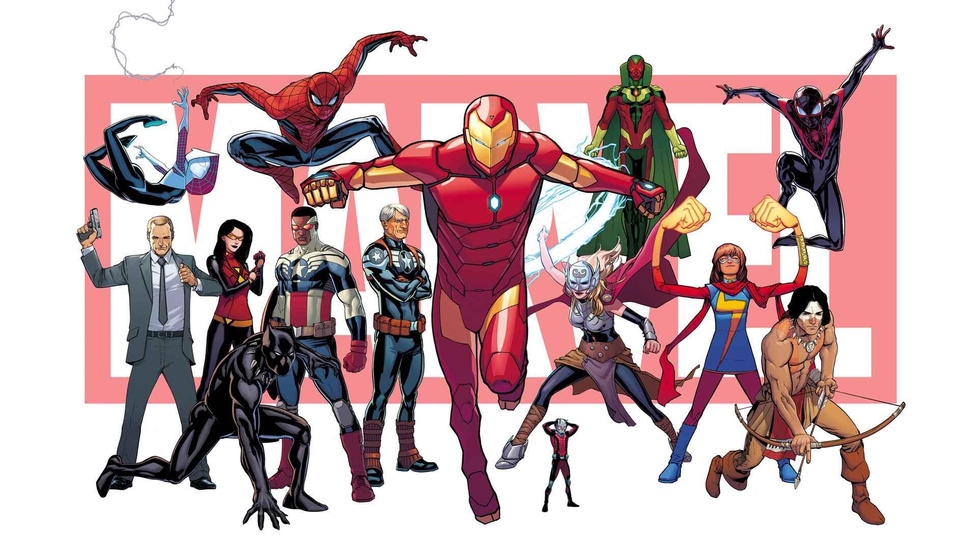 chitat komiksy marvel onlajn na russkom 1