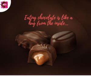 chocozeal customized chocolates..