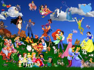 디즈니 life