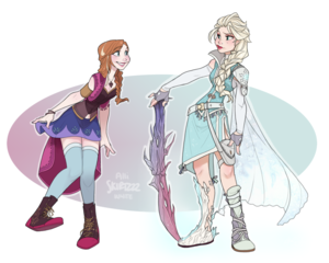 frozen fantasy by skirtzzz d80y799