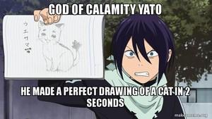 god of calamity