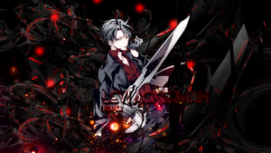 levi ackerman wallpaper by bijuumodenaruto d7pay0a