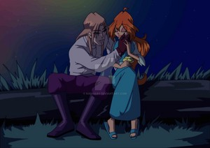 my princess Bloom ---> Valtor