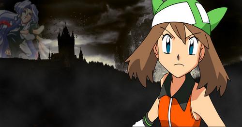 Pokémon fond d'écran called May