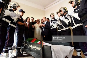 rachid taha funeral