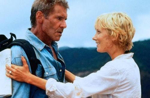 Harrison Ford fond d'écran entitled sechs tage sieben n