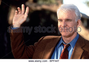 steve martin father of the