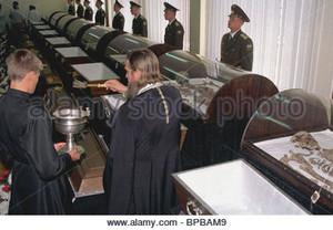 tsar nicholas ii funeral