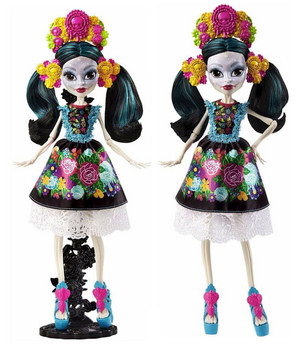 Collector Skelita Calaveras