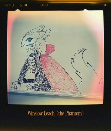 Phantom of the Paradise fond d'écran called winslow leach the phantom