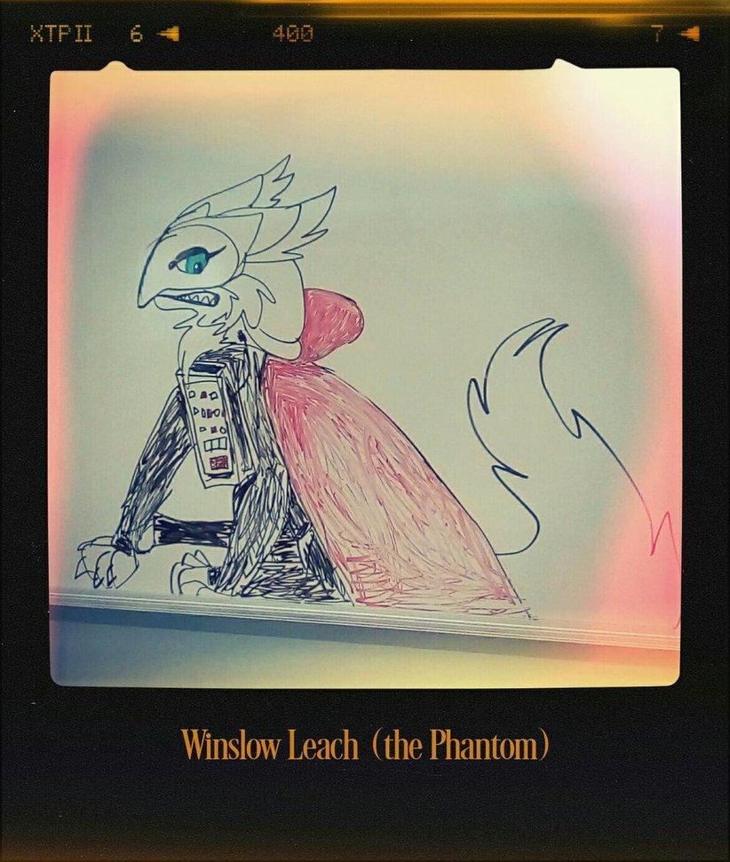 winslow leach the phantom