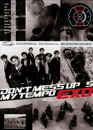 'DON'T MESS UP MY TEMPO' ALLEGRO Ver.