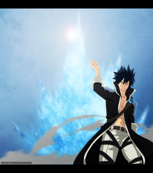 *Gray Fullbuster : Ice Devil Slayer*