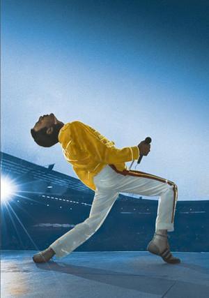 """""""I won't be a rockstar, I will be a legend"""" - Freddie Mercury"""